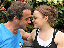Kevin and Molly in Coronation Street