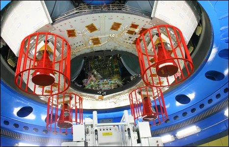ATV-2 propulsion unit