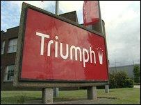 Triumph factory Swindon