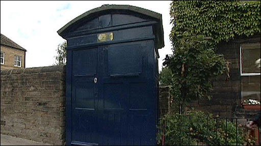 The oldest surviving police box