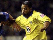 Leeds defender Rui Marques