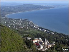 Abkhazia coast