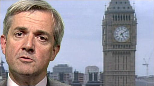 Chris Huhne MP, Liberal Democrats, Home Affairs