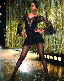 Michelle Williams as Roxie Hart