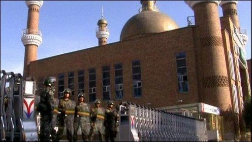 Urumqi mosque