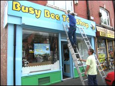 Busy Bee toy shop