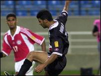 Iraq vs Lebanon