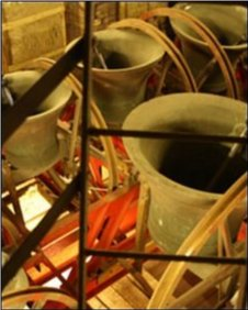 The bells of St Giles