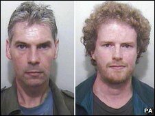 Defendants Simon Sheppard and Stephen Whittle