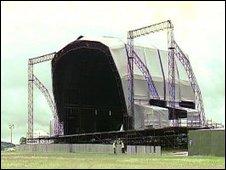 Oxegen Festival stage