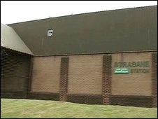 Strabane police station