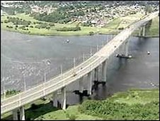 The Foyle Bridge