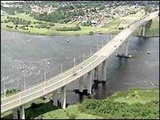 The Foyle Bridge