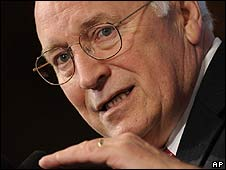 Dick Cheney - file image