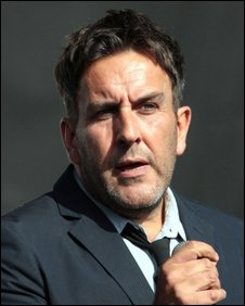 Terry Hall of The Specials