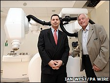 Dr Andrew Gaya and Robert Ferrant