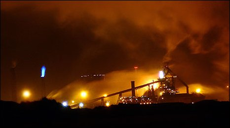 Redcar Steelworks