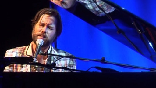 Rufus Wainwright playing an intimate unplugged show for MIF (12 July)