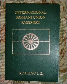 Roma passport