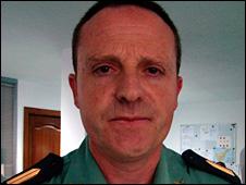 Sgt Miguel Angel Moreno
