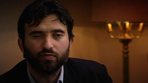 Former Bagram and Guantanamo Bay detainee, Omar Deghayes