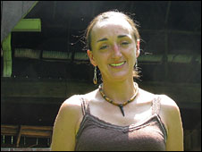 Maria Gunnoe, an anti-mountaintop removal mining activist