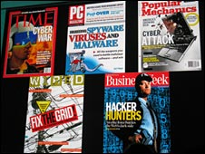 front pages on cyber security