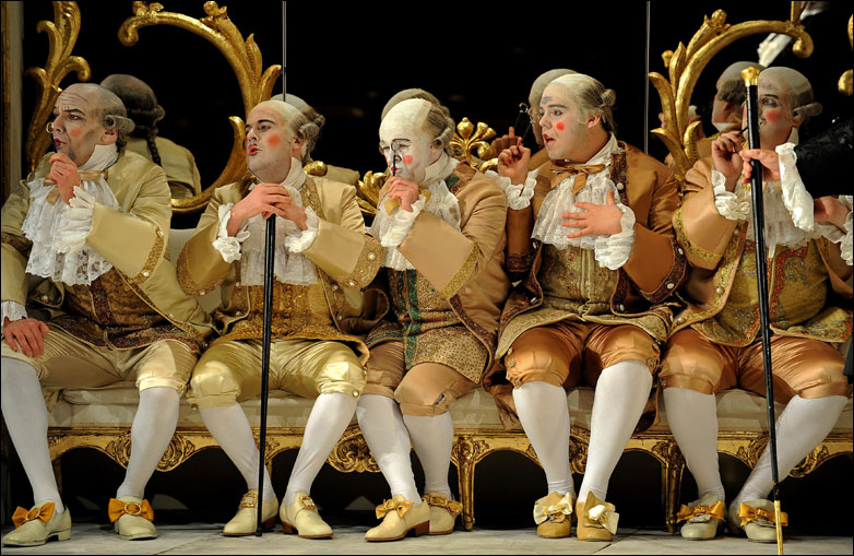 Cast members, Opera Australia