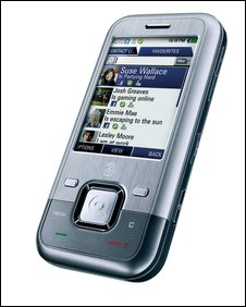 3's Facebook phone