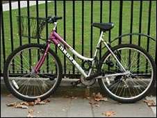Bike (file image)