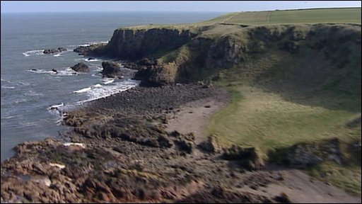 Angus coast