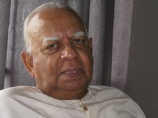 R Sampanthan, the Leader of the TNA