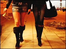 Prostitutes in Lithuania