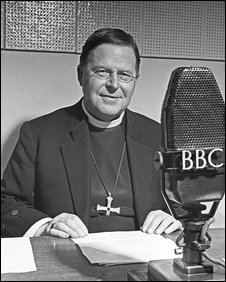 The Archbishop of Canerbury, the Most Rev William Temple, speaking on the BBC in 1942
