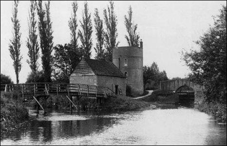 Wiltshire canals