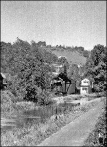 Hope Mill Lock
