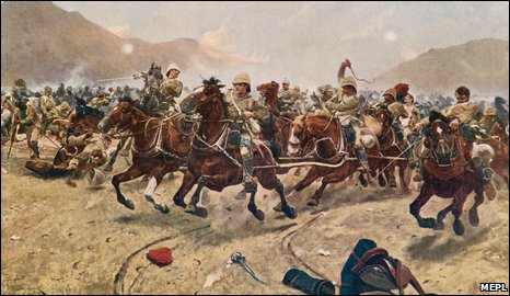 Battle of Maiwand: Mary Evans Picture Library