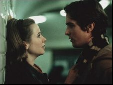 Emily Watson and Christian Bale in Metroland