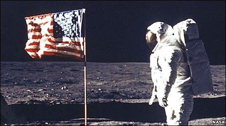 Moon landing, July 1969