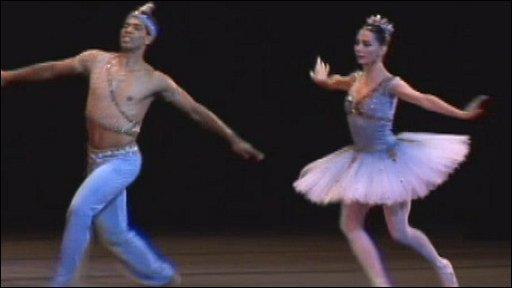 Royal Ballet in Cuba