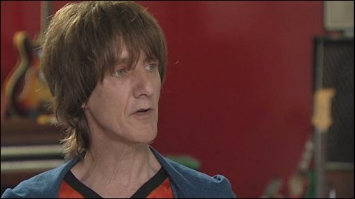 Vini Reilly on The Culture Show