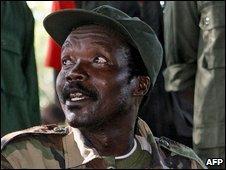 Joseph Kony (photo: November 2006)