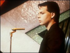 Gary Numan on Top of the Pops 1980