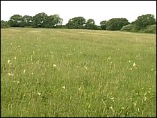 The proposed Weston Otmoor home site that has been dropped