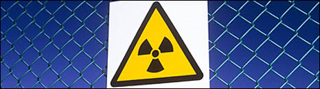 Generic radioactive sign