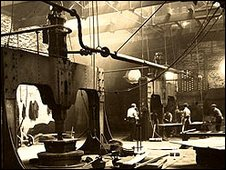 Hafod Works interior