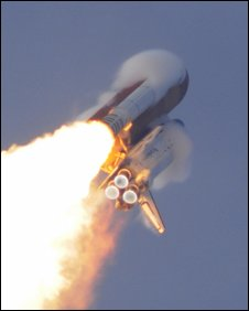 Space shuttle (Getty Images)