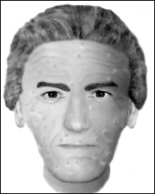 Police e-fit of Dick Turpin