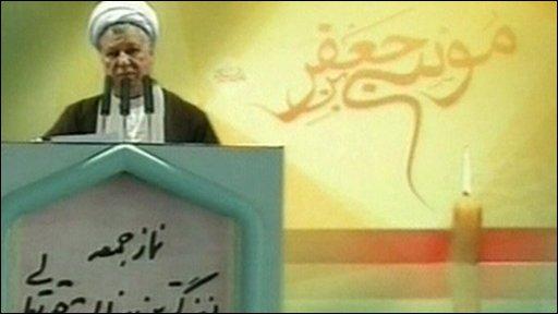 Ali Akbar Rafsanjani