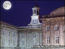 Debtors Prison at York Castle Museum copyright York Museums Trust